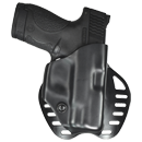 outer waist band holster for s&w m&p shield