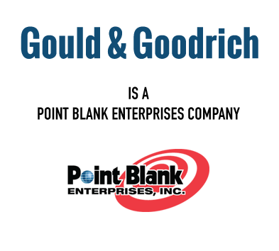 Gould & Goodrich is a Point Blank Enterprises company.